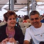 Με την συγγραφέα Άμυ Mis Αργυρακη
