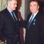 Με τον συλλέκτη Δημήτρη Τσίτουρα