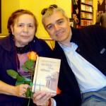 Με την συγγραφέα Αλκυόνη Παπαδάκη