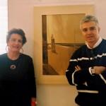 Με την ιστορικό τέχνης Ντόρα Ηλιοπούλου Ρογκάν