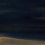 «Μια νύχτα του Αυγούστου» Λάδι σε ξύλο, 36Χ117 εκ. (1995)