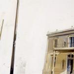 «Το ενδεχόμενο μιας ημέρας» Λάδι σε μουσαμά, 40Χ120 εκ. (2005)