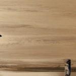 «Ο θρίαμβος του καλοκαιριού» Λάδι και χρυσό σε ξύλο, 36Χ118 εκ. (2010)