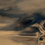 «Ο Αντέρωτας» Λάδι σε ξύλο, 50Χ70 εκ. (2001)