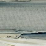 """""""Από την ημέρα της θάλασσας"""" 30X110 Λάδι σε λινό"""